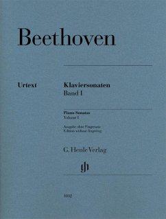 Klaviersonaten 1 br., Urtext - Beethoven, Ludwig van - Klaviersonaten, Band I