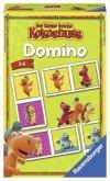 Ravensburger 234349 - Der kleine Drache Kokosnuss - Domino - Mitbringspiel