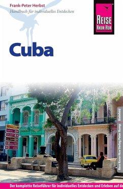 Reise Know-How Reiseführer Cuba - Herbst, Frank-Peter