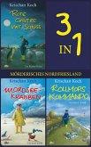 Mörderisches Nordfriesland (3in1-Bundle) / Thies Detlefsen Bd.1-3 (eBook, ePUB)