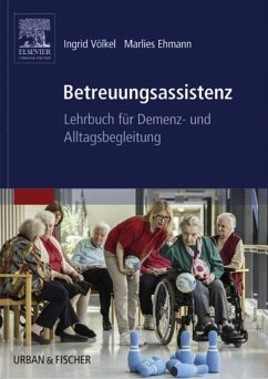 Betreuungsassistenz (eBook, ePUB) - Völkel, Ingrid; Ehmann, Marlies