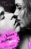 Never before you - Jake & Carrie (eBook, ePUB)