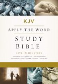 KJV, Apply the Word Study Bible, Ebook, Red Letter Edition (eBook, ePUB)