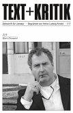 TEXT + KRITIK 213 - Kurt Drawert (eBook, PDF)