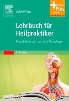 Lehrbuch für Heilpraktiker (eBook, PDF) - Richter, Isolde