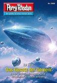 "Das Gesetz der Gemeni / Perry Rhodan-Zyklus ""Genesis"" Bd.2908 (eBook, ePUB)"