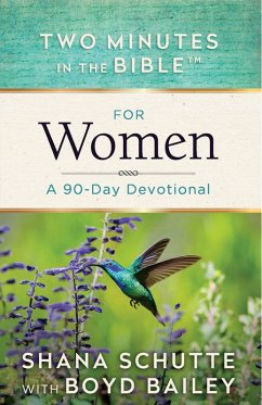 Two Minutes in the Bible(TM) for Women (eBook, ePUB) - Shana Schutte