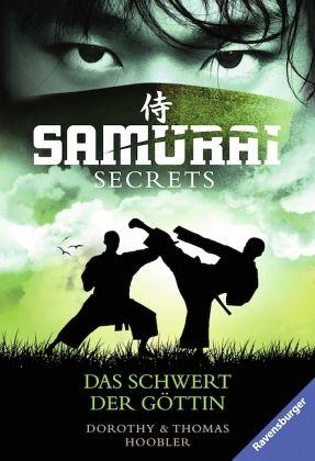 Buch-Reihe Samurai Secrets