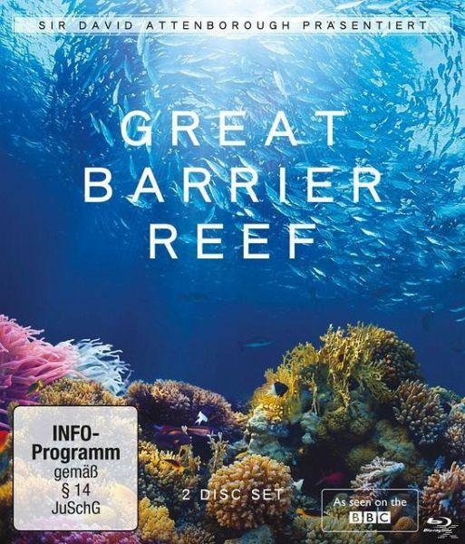 Great Barrier Reef (2 Discs) Auf Blu-ray Disc