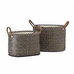 Korb-Set, 2-tlg. Style
