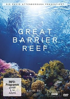 Great Barrier Reef (3 Discs)