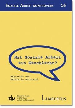 Hat Soziale Arbeit ein Geschlecht? (eBook, PDF) - Bereswill, Mechthild