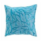 Kissenhülle Blue Coral Blau