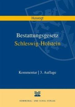 Bestattungsgesetz Schleswig-Holstein