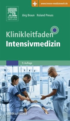 Klinikleitfaden Intensivmedizin (eBook, ePUB)