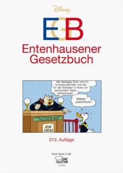 EGB - Entenhausener Gesetzbuch - Disney, Walt