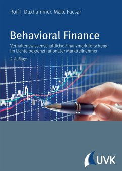Behavioral Finance - Daxhammer, Rolf J.; Facsar, Máté