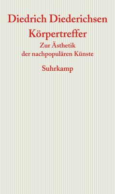 Körpertreffer (eBook, ePUB) - Diederichsen, Diedrich