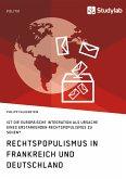 Rechtspopulismus in Frankreich und Deutschland (eBook, PDF)
