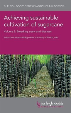 Achieving Sustainable Cultivation of Sugarcane ...