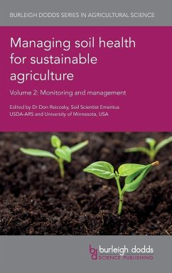 Managing Soil Health for Sustainable Agricultur...