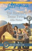 The Rancher's Texas Twins (Mills & Boon Love Inspired) (Lone Star Cowboy League: Boys Ranch, Book 6) (eBook, ePUB)