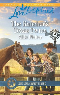 The Rancher's Texas Twins (Mills & Boon Love Inspired) (Lone Star Cowboy League: Boys Ranch, Book 6) (eBook, ePUB) - Pleiter, Allie