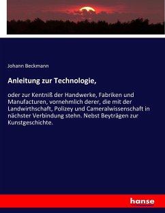 Anleitung zur Technologie,