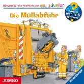 Die Müllabfuhr / Wieso? Weshalb? Warum? Junior Bd.16 (MP3-Download)