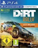 DiRT Rally plus VR Upgrade (PlayStation 4)