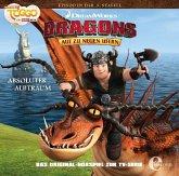 Dragons - Auf zu neuen Ufern - Absoluter Alptraum, 1 Audio-CD