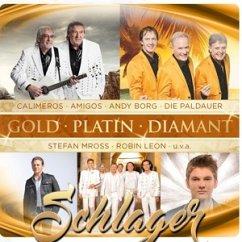 Schlager-Gold-Platin-Diamant