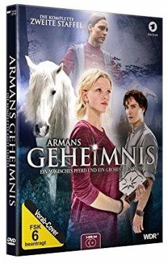 Armans Geheimnis - Die komplette zweite Staffel
