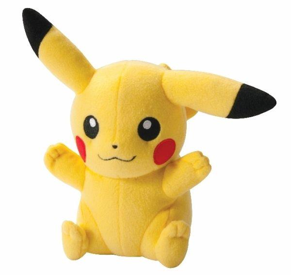 Pokemon Pikachu Plüsch, Plüschfigur / Pokemon
