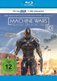 Machine Wars - Planet der Roboter (Blu-ray 3D)