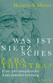 Was ist Nietzsches Zarathustra? (eBook, ePUB)