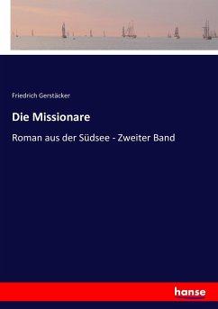 9783743655423 - Gerstäcker, Friedrich: Die Missionare - Buch