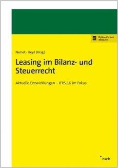 Leasing im Bilanz- und Steuerrecht