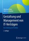 Gestaltung und Management von IT-Verträgen