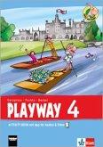 Playway. Für den Beginn ab Klasse 1. Activity Book mit App für Filme&Audios. 4. Schuljahr