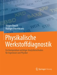 Physikalische Werkstoffdiagnostik - Bauch, Jürgen;Rosenkranz, Rüdiger