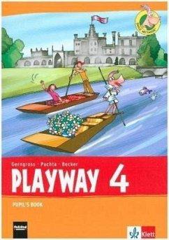 Playway. Für den Beginn ab Klasse 1. Pupil´s Book. 4. Schuljahr