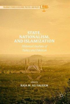 State, Nationalism, and Islamization - Saleem, Raja M. Ali