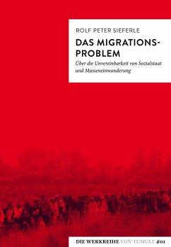Das Migrationsproblem - Sieferle, Rolf P.