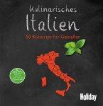 Holiday Reisebuch: Kulinarisches Italien (Mängelexemplar)