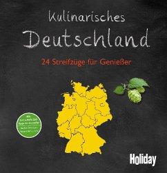 HOLIDAY Reisebuch: Kulinarisches Deutschland (M...