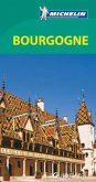 Michelin Le Guide Vert Bourgogne (Mängelexemplar)