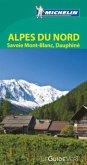 Michelin Le Guide Vert Alpes du Nord (Mängelexemplar)