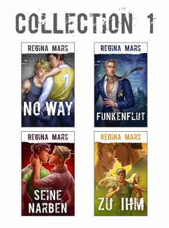 Regina Mars Collection 1 (eBook, ePUB) - Mars, Regina