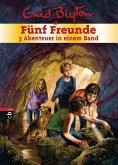 Fünf Freunde - 3 Abenteuer in einem Band / Fünf Freunde Sammelbände Bd.4 (Mängelexemplar)